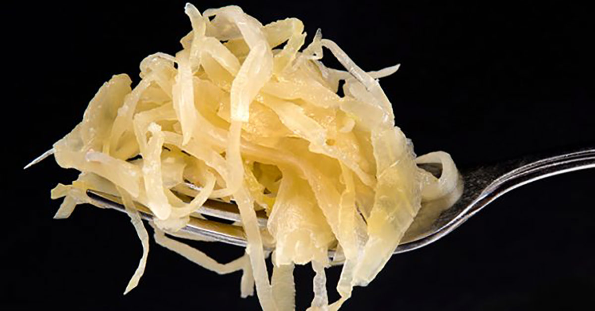 Eating 16 Ounces of Sauerkraut Is The Same as Taking 8 Bottles of Probiotics