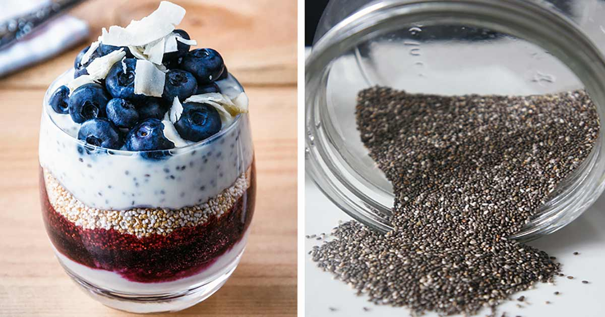 How Chia Seeds Can Help Improve Digestion, Brain, and Heart