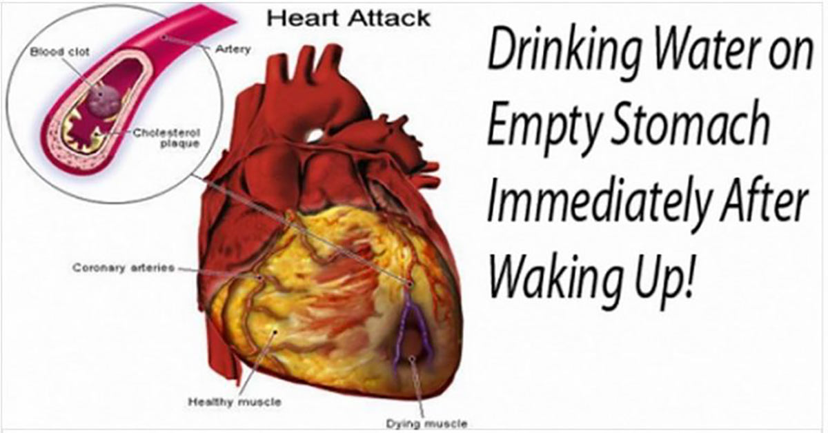 The Reason Why Drinking Water Before Breakfast Has Huge Health Benefits