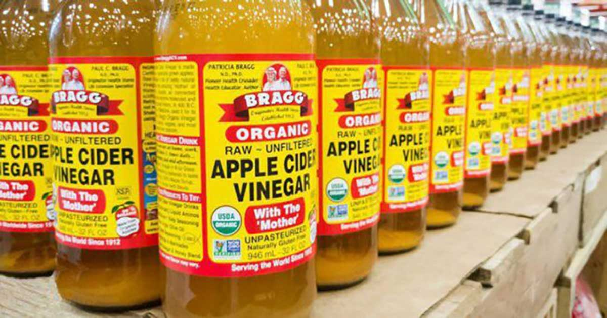 9 Reasons to Use Apple Cider Vinegar Every Day
